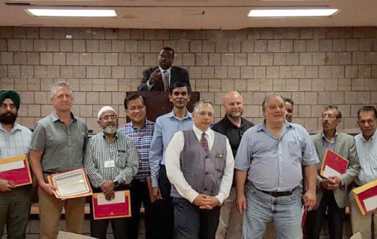 Local 375 Scholarship Award Ceremony